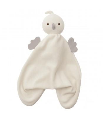 Doudou Hoppa Pico bianco-argento