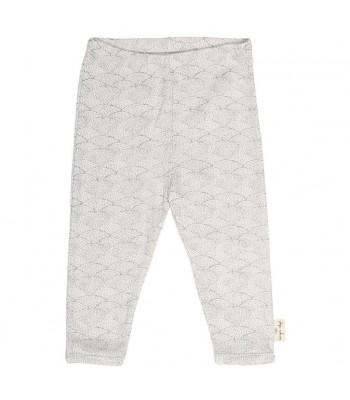 Pantaloni Conchiglie bianco per prematuro