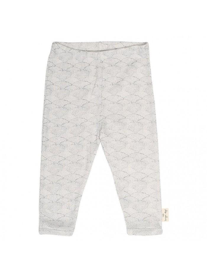 Pantaloni per prematuro Conchiglie bianco