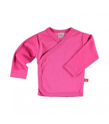 Maglietta kimono per prematuri in cotone bio. Spedizione Gratis!
