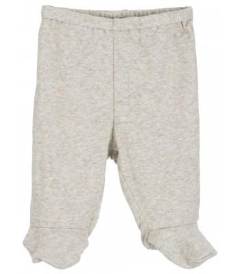Pantaloni con piedini grano per prematuro