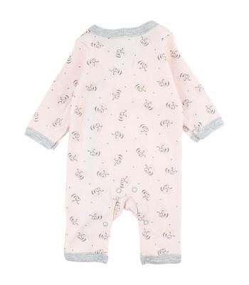 Tutina in cotone bio per bebè prematuri, molto piccoli o gemelli
