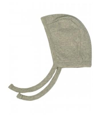 Cappellino per prematuro con laccetto cotone bio. Spedizione Gratis!