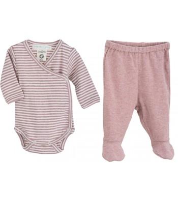 Set body e pantaloni per prematuro