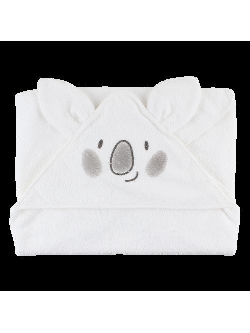 Asciugamano biologico con cappuccio per prematuri