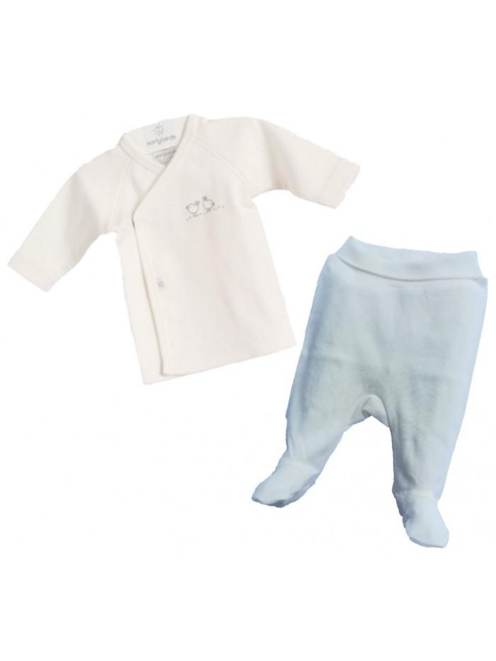 Set maglietta e pantaloni per prematuro