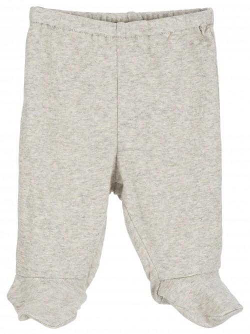Pantaloni con piedini grano
