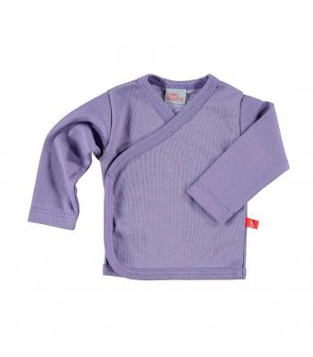 Maglietta kimono lilla per prematura