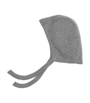 Cappellino grigio scuro per prematuro
