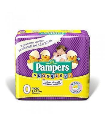 Pannolini Pampers Micro taglia 0