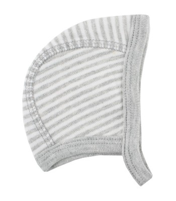 Cappellino in cotone bio per bebè prematuri, molto piccoli o gemelli