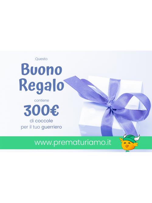 Buono Regalo 300€
