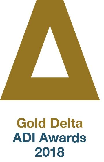 Premio Gold Delta ADI Awards 2018